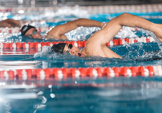 Masters Club: Training for Seasoned Swimmers