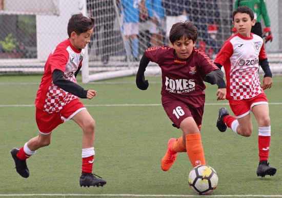 Group Football - Ages: 4-18 (Mirdif)