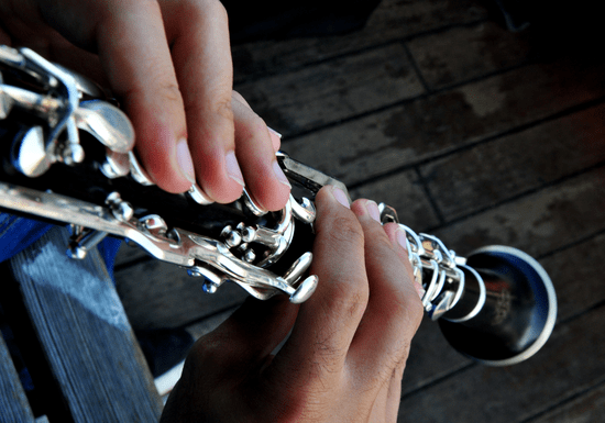 1-on-1 Clarinet Lessons with Andrii
