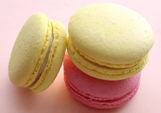 Low Sugar Macarons