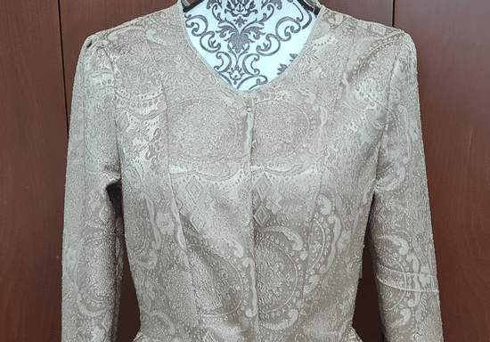 Make Your Own Bodice with Bouchra