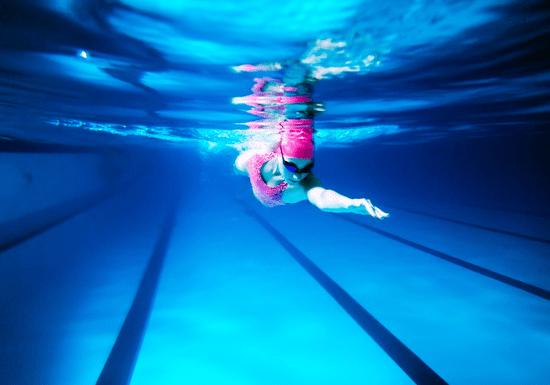 Learn to Swim for Ladies (Al Qusais)