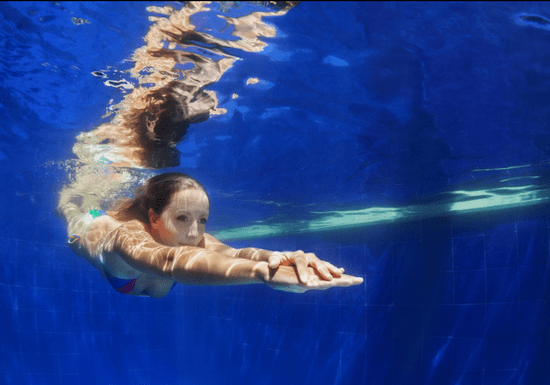 Private Swimming Classes with Coach Kysia