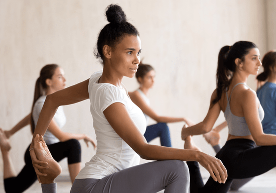 Fitness Fusion Workout for Ladies