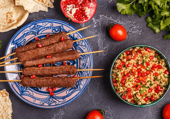 Traditional Lebanese Cooking Class