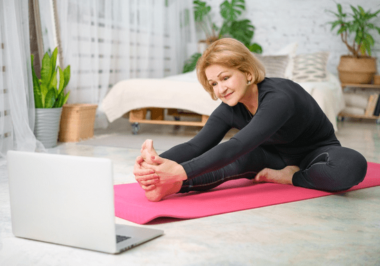 Online Class: Private Yoga Sessions