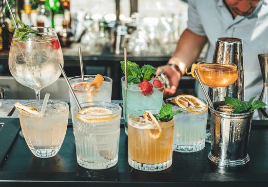 Mixology for Couples: Make & Taste 2 Cocktails