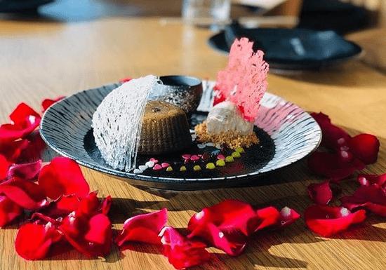 Desserts 101: Vanilla Ice Cream & Lava Cake (Class for 2)