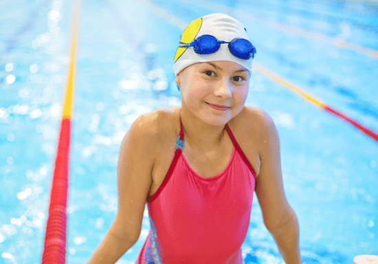 At-Home Swimming Lessons With Female Coach (4+)