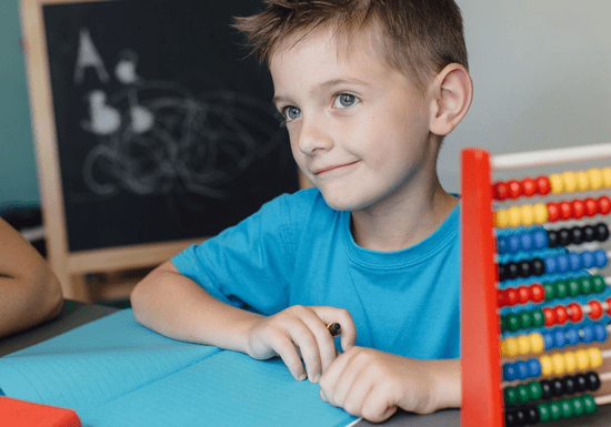 Brain-o-brain! Abacus for Kids - Ages: 6-14