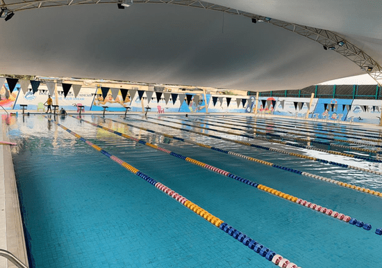 Private Swimming Lessons (Al Qusais)