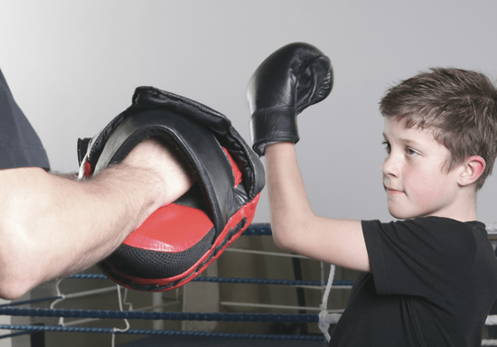 Kickboxing Training for Kids - Ages: 5-13