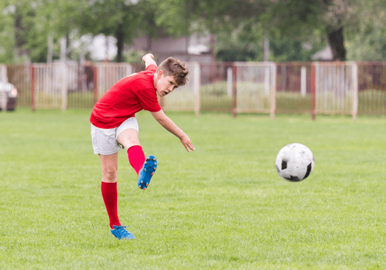 Private Football Coaching with Male Instructor