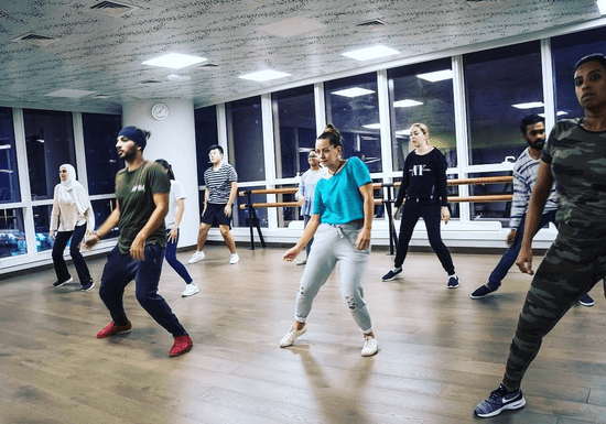 Move Your Body With Hip-Hop Dance