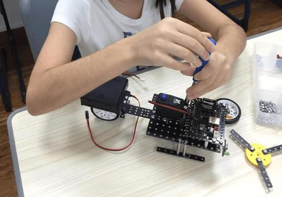 Level 1: Robotics & Coding for Kids - Ages: 6-14