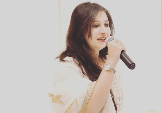 Online Class: Hindustani Classical Or Bollywood Vocal & Singing Lessons with Sneha