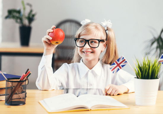 Private English Language Classes with Native English Teacher - Ages: 5-15