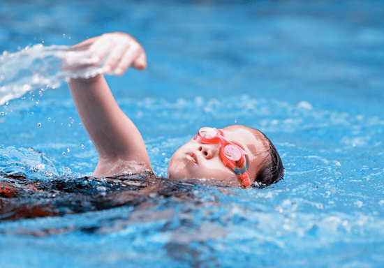 Group Swimming Program for Kids - Ages: 4-14 (Al Barsha)