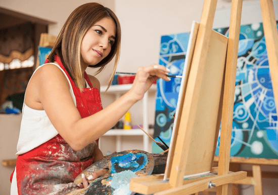 Drawing & Painting Classes (All Levels)