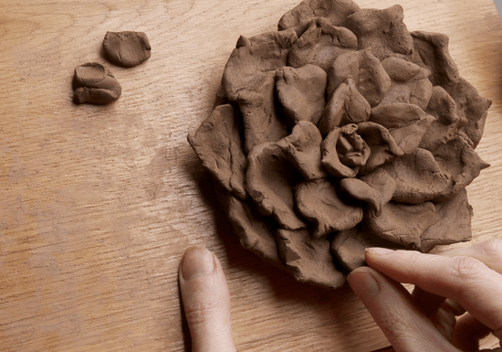 Pottery Clay Group Class for Ladies