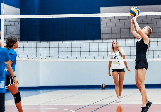 Volleyball Classes for Teens - Ages: 14-18 (Umm Suqeim)