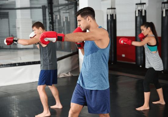 Self-Defense Kickboxing Class