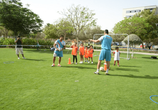 Spanish Soccer Coaching for Kids - Ages: 6-10 (DIP)
