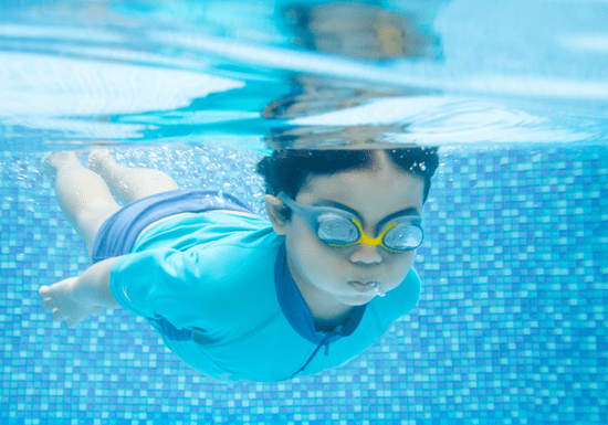 Artistic Swimming for Kids - Ages: 5-16