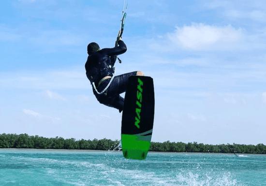 10-Hour Kitesurfing Course (IKO Certified)