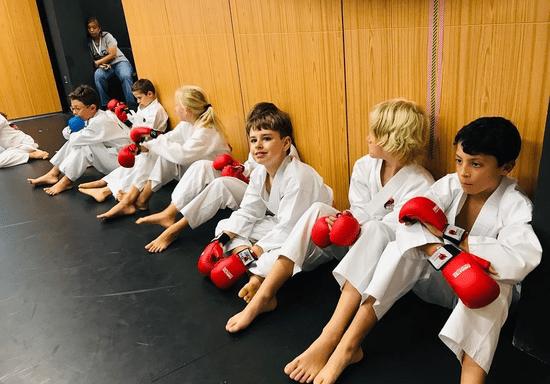 Junior Kickboxing Classes - Ages: 11-15 (Al Danah)