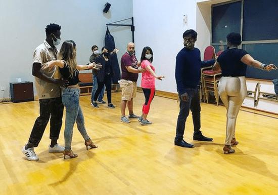 Bachata Intermediate Classes