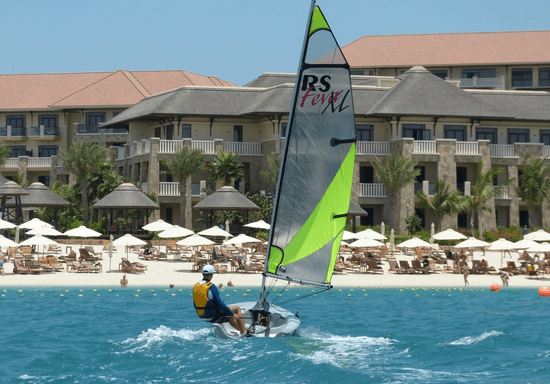 Private Dinghy Sailing Lessons