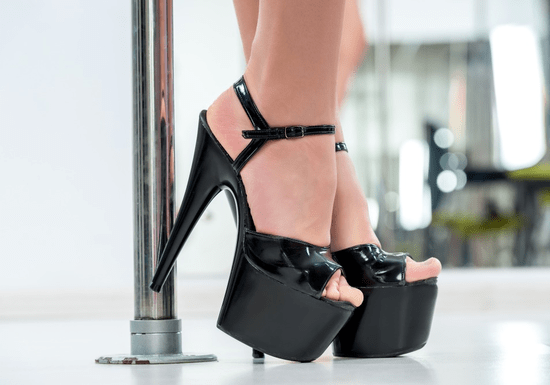 Dance on Heels - Pole Workout