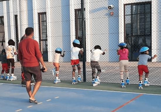 Roller Skating - Ages: 4-15 (Oud Metha)