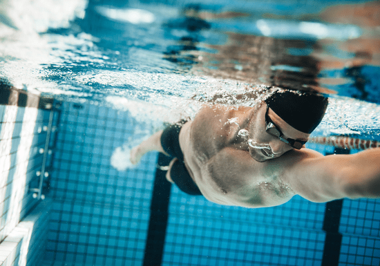 Group Swimming Classes for Men