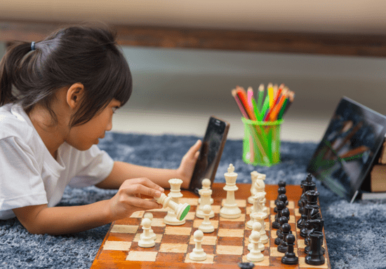 Online Class: Chess Coaching - Ages 5+