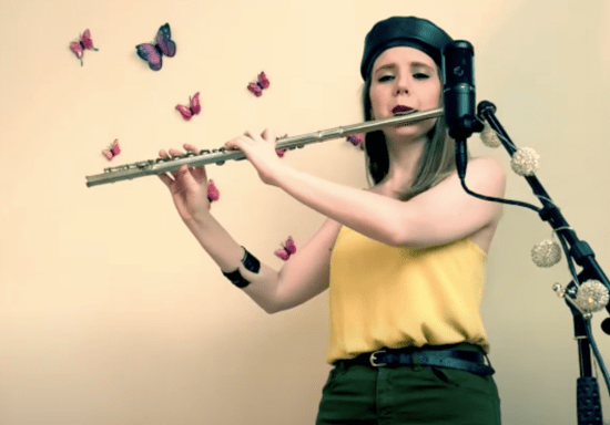 Private Flute Classes with Nailyn