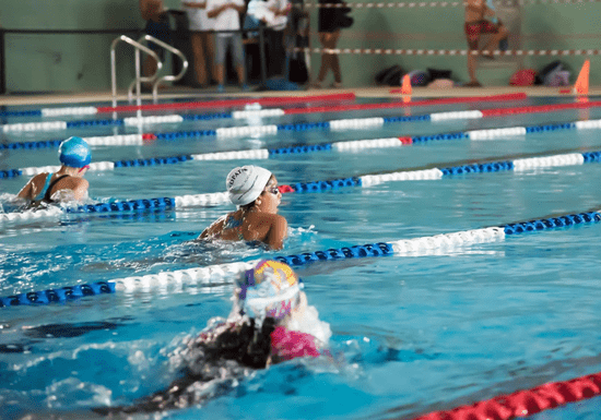 Group Swimming Lessons for Kids - Ages: 3-14 (Muhaisnah)