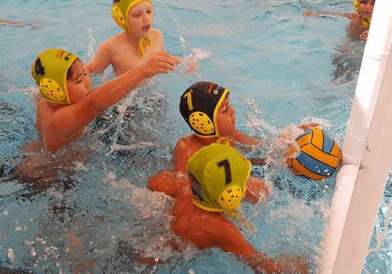 Water Polo for Kids & Teens - Ages: 10-16 (Al Barsha)