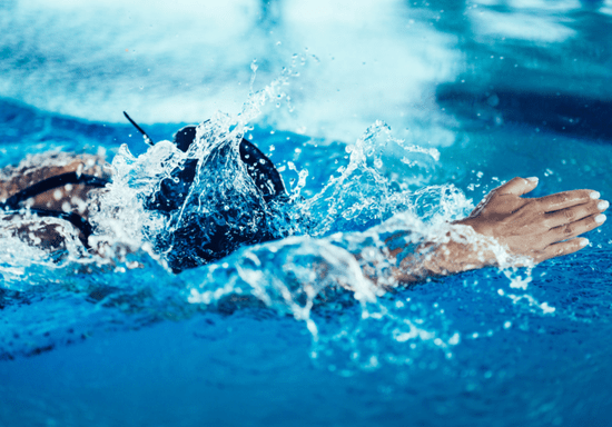 Group Swimming Classes for Ladies
