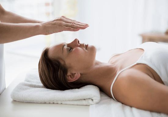 Private Reiki Healing with Tina