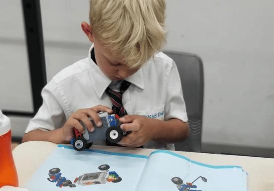 Robotics, Coding & 3D Printing Camp - Ages: 12-16 (JLT)