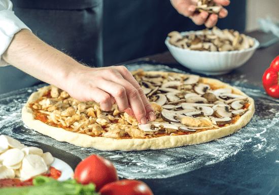 Masterclass: Pizza & Savory Baking