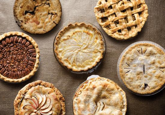 Sweet and Savory Tarts & Pies