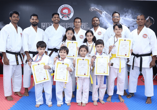 Karate for Kids - Ages: 4-14
