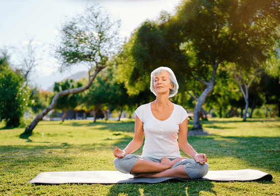 Private Therapeutic Yoga for Seniors - Ages: 60+