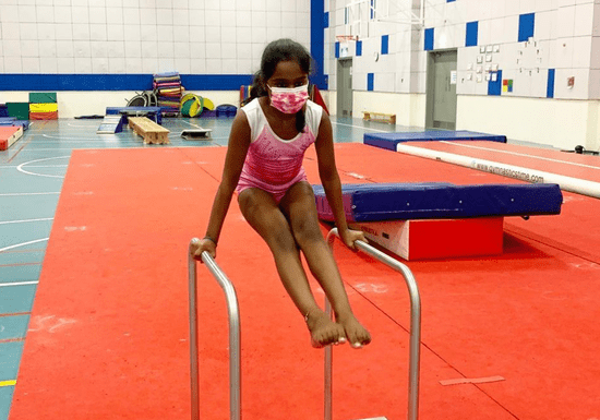 Gymnastics for Kids - Ages: 3-5 (Silicon Oasis)
