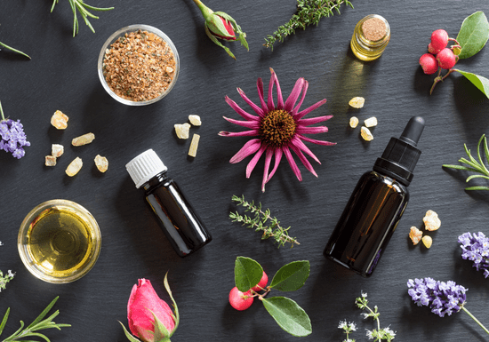 Online Class: 1-on-1 Essential Oils for Beginners