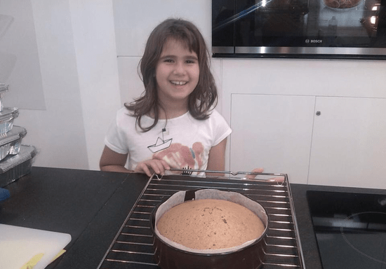 Cakes Baking Class for Kids - Ages: 7-13
