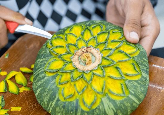 DIY Creative Fruit & Vegetable Carving Class